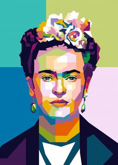 FRIDA KAHLO MEXICAN PAINT detailed, premium quality, magnet mounted prints on metal designed by talented artists. Our posters will make your wall come to life. Frida Kahlo Artwork, Frida Kahlo Portraits, Kahlo Paintings, Frida Art, Hottest Male Celebrities, Cute Celebrities, Pop Art Posters, Poster Prints, Fantastic Art