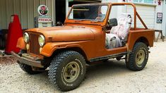 1978 Texas Ranch #Jeep Rescue! [Dirt Every Day Episode 24]