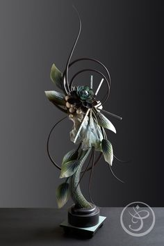 Chocolate Showpieces for Competition or Display with Chef Stephane Leroux, M.O.F. at The French Pastry School: January 6-9, 2013 (1:00 pm - 8:00 pm).  $1,260.00