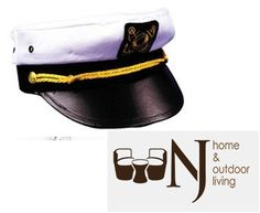 #Admiral #Hat Economy Gc33! Make your look like  #commanding officer at #reasonable price. Price: $8.90