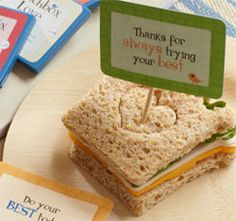 tips on packing a fun healthy lunch for your kiddo