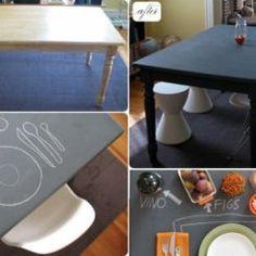 chalkboard-table