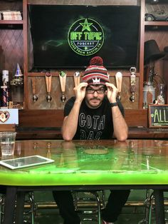 Off Topic Podcast, Rooster Teeth, Captain Hat