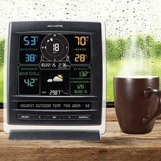 AcuRite Display for 5-in-1 Weather Sensors