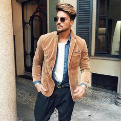 70 melhores imagens de Dicas Moda it - Homem   Fashion beauty ... 8766c4d730