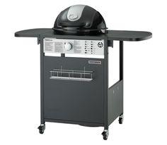 Gasgrill von Sunset-BBQ mit innovativem System für direktes und indirektes Grillieren.