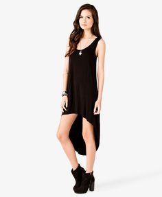High-Low Knit Dress    $12.50