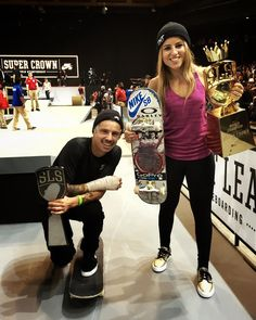 Skateboarding teaches us. It encourages travel and provides us our extended family. Skateboard contests are one part of what makes skating great. At their best they're able to supply those rare focused moments when we all celebrate skateboarding together. Congrats Luan & Leticia and thank you both. Today was awesome. #vaibrasil by nikesb