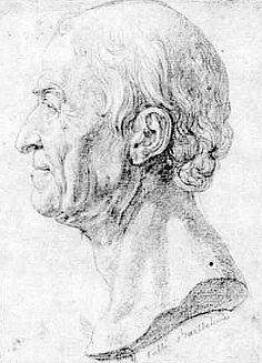 Barthélemy, Jean-Jacques (1716-1795), by Pierre-Simon Duvivier
