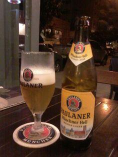 #beer  #cerveja #riodejaneiro #paulaner #cervejaria #bar