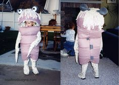 monster inc boo costume - Google Search