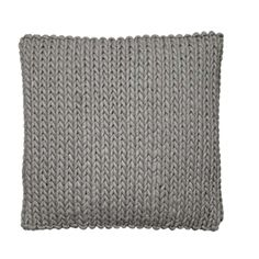 By Nord. (n.d.). Chunky braided cushion grey. [Online]. Available from: http://shop.bynord.com/shop/chunky-braided-cushion-676p.html [Accessed: 25 January 2013] 80x80 cm  70% Wool 30% Cotton  Inner filling included  228,00 EUR