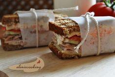Chicken sandwich Σάντουιτς με Κοτόπουλο