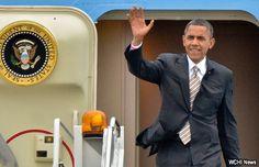 Presidente Obama inicia gira europea