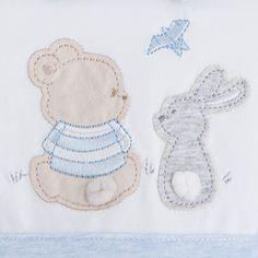 Pijamas largos bebé niño recién nacido Cielo vigoré - Mayoral