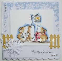 Mrs B's Blog: Christmas Cards 2014