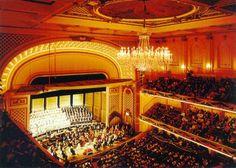 Cincinnati Music Hall - Home of the Cincinnati Symphony Orchestra - Cincinnati, OH Cincinatti, Fort Washington, Cincinnati Art, Eden Park, Hall Interior, April 3, Ohio River, Water Tower, My Town