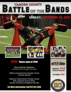 HBCU Battle of the Bands Albany State University!!