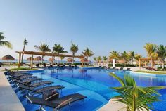 Blue Bay Grand Esmeralda Resort and Spa – All-Inclusive has three gorgeous pools with waiter service!