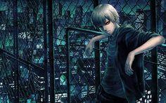 Kaneki Ken Anime Imagen de Tokio alta resolución Ghoul 1920 × 1200