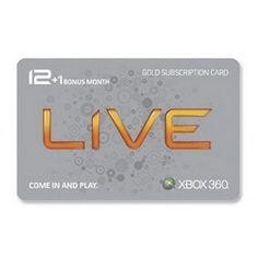 Διαγωνισμός Xbox Live Gold
