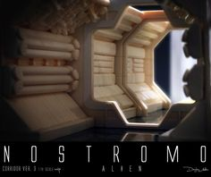 THE NOSTROMO - 1:18 Scaled Interiors - 4/11 Sleep Chamber build and more!! p4 - Page 2