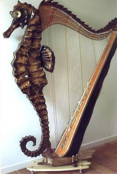 Seahorse Harp. Which is the main event here.
