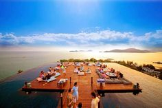 Descubre Tu Mundo : Descubre Baba Nest: la terraza-bar con una de las mejores vistas en el mundo