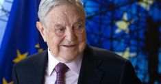 """#Soros decries #Hungary Orban for #antisemitic attacks """"reminiscent of 1930s""""..."""
