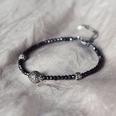 diamond pave bracelet by artique boutique | notonthehighstreet.com