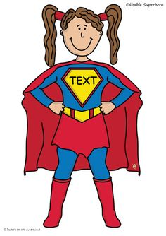 Teacher's Pet - Editable Superheroes - FREE Classroom Display Resource - EYFS, KS1, KS2, superhero, super, hero, heroes