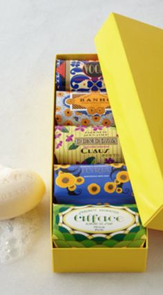 Pretty guest soaps - perfect gift for the hostess!