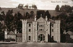 Stobs Castle, Hawick, Roxburghshire, Scotland.  Ancestral home of the Elliott Clan - Mitchell ancestors on my family tree.