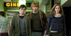 Astros de 'Harry Potter' voltam ao set para 9º filme - Atores de Harry Potter se reúnem nos estúdios da Warner para rodar novas cenas que serão exibidas nos parques temáticos