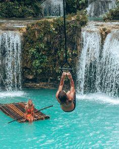 Cambugahay Falls   Siquijor Island   Philippines