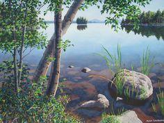 Alan Sanborn :: Watercolor Artist