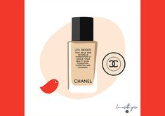 RECENSIONE BEAUTY: LES BEIGES, CHANEL. Il mio primo fondotinta high cost. Les Beiges Chanel, Foundation, Fitbit Alta, Sephora, Beauty, Gray, Foundation Series, Beauty Illustration