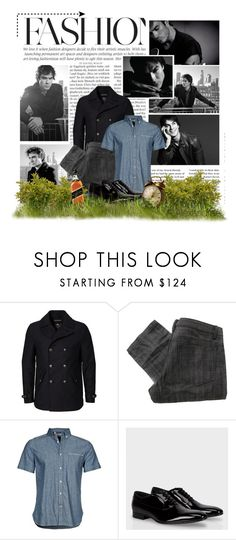 """""""Ian Somerhalder ;)"""" by szansza ❤ liked on Polyvore featuring Guide London, John Varvatos, A.P.C., LEE 101, Paul Smith and Johnnie Walker"""