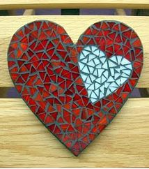 mosaic heart  |  jonesprobeclass.weebly.com
