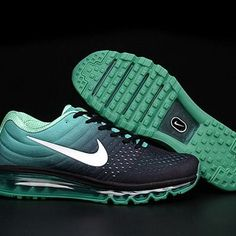 online retailer 7a376 6dcdb Nike Air Max 2017 Blackish Green Women Men Shoes  womenrunningshoes Nike  Fashion, Mens Fashion