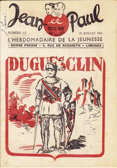Du Guesclin - Jean et Paul, 1942