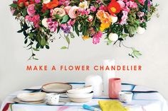 Welcome in the new season with a blooming beautiful celebration. We show you how to style the ultimate spring brunch tabletop.