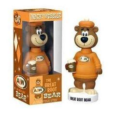 A W Root Bear