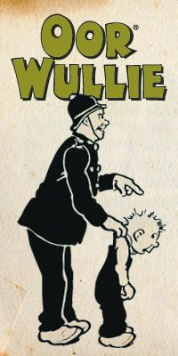 Oor Wullie, dutifully read at Christmas every other two years!