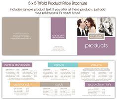 price brochure