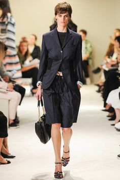 Sonia Rykiel Spring 2015 Ready-to-Wear Fashion Show - Saskia de Brauw (Viva)