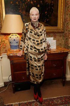 Vivienne Westwood Considers Feminism 'Dangerous,' Doesn't Like Kate Middleton's Makeup