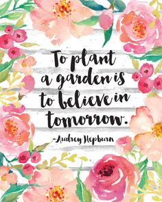 FREE Believe In Tomorrow Printable - Tonality Designs Wisdom Quotes, Me Quotes, Motivational Quotes, Inspirational Quotes, Qoutes, Planners, Printable Quotes, Free Prints, Happy Planner