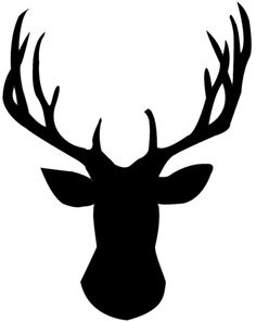 deer antler clip art use these free images for your websites art rh pinterest com buck teeth clipart clipart buck and doe