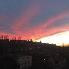 """@oliviasoaps en Instagram: """"Cielo D.O. #Segovia y #nofilters"""""""